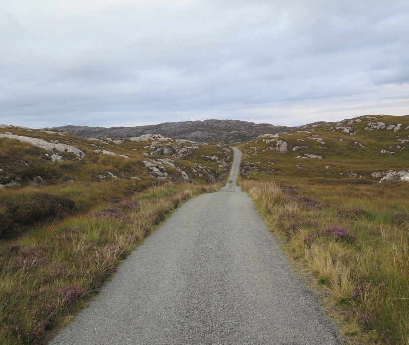 Along Calum's Road – September2015