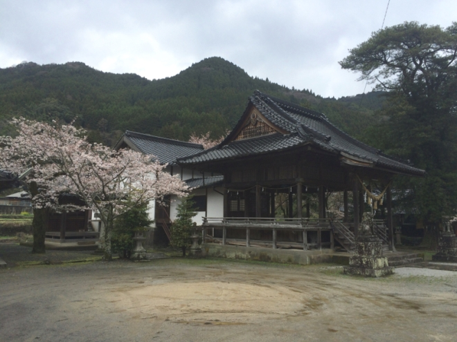128SoseikiShrineYamakuniVillage
