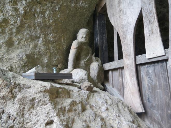 93SculptorSevenThousandBuddhaRakanjiTemp